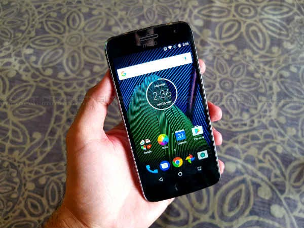 Moto G5 Plus gets an update for bug fixes and improvements