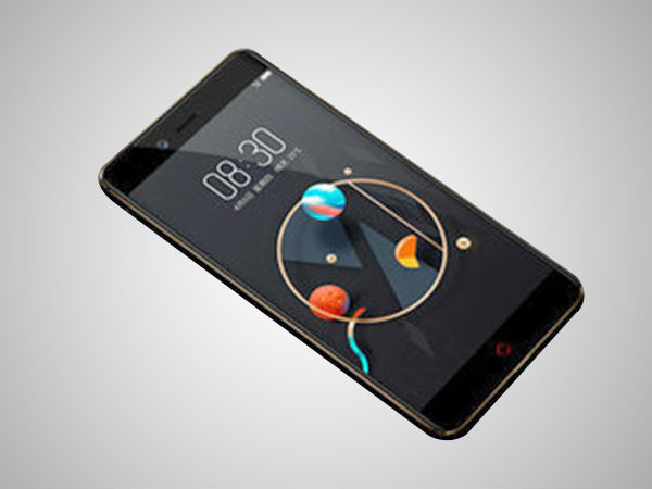 New Nubia phone to come with Flash on the antenna