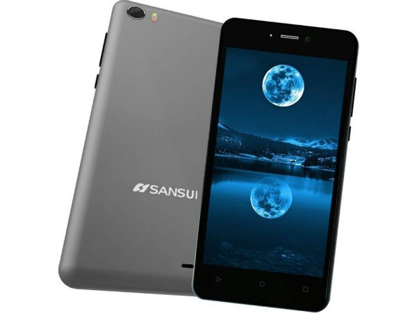 Sansui Horizon 2 with 4G VoLTE launched at Rs. 4,999