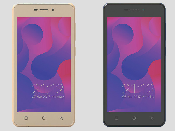 Zen Admire Sense launched with Vistoso feature and fingerprint sensor at Rs. 5,999