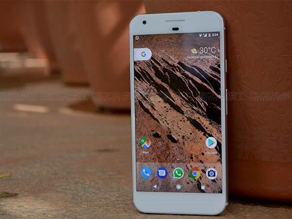 "Expected to receive Android 8.0 ""O"" update to Google Pixel"