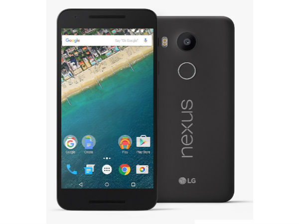 "Expected to receive Android 8.0 ""O"" update to Nexus 5X"