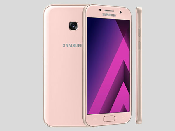 "Expected to receive Android 8.0 ""O"" update to Samsung Galaxy A3 2017"