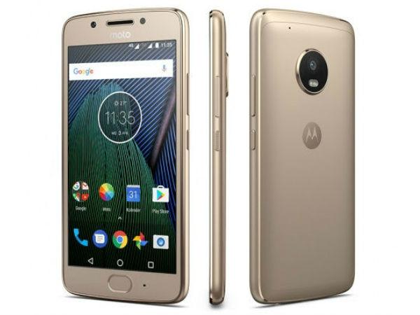Motorola Moto G5 Vs Nokia 5