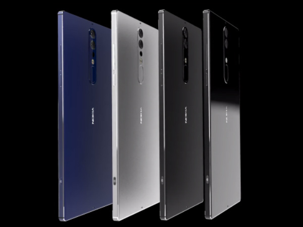 Nokia 8 and Nokia 7 are also expected