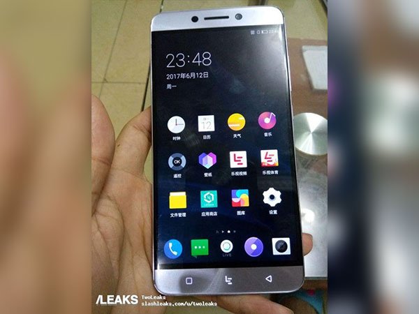Possible looks of LeEco Le Max 3