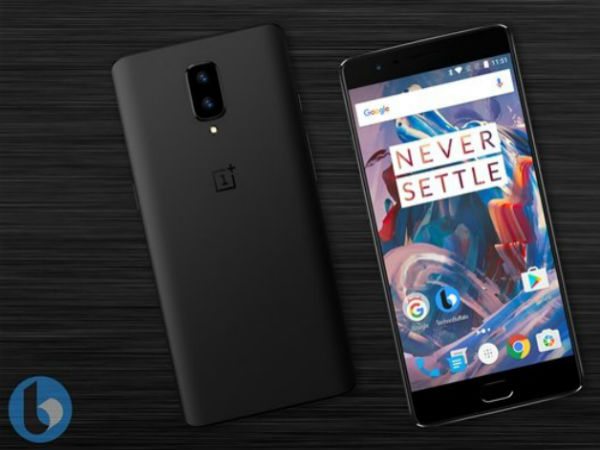 OnePlus 5 showed up in a television ad for a few seconds