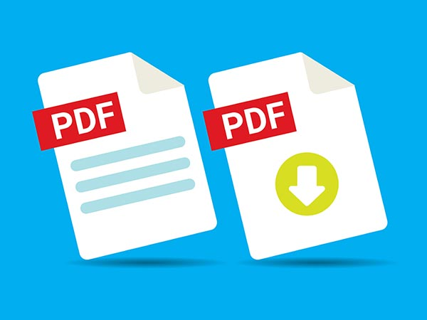 Save pages as PDF