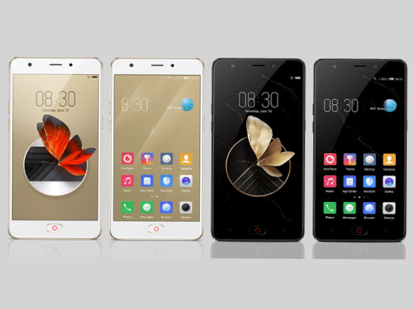Nubia M2 Play with Snapdragon 435 SoC, 3GB RAM, Android 7.0 launched