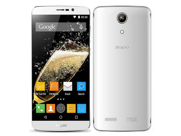 49% off on Zopo Speed 7 Plus ZP952 (White)