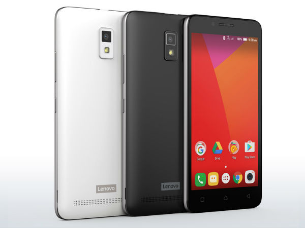 28% off on Lenovo A6600 Plus (Black)