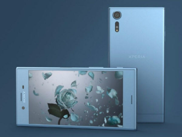 7% off Sony Xperia XZs (Ice Blue, 64 GB) (4 GB RAM)
