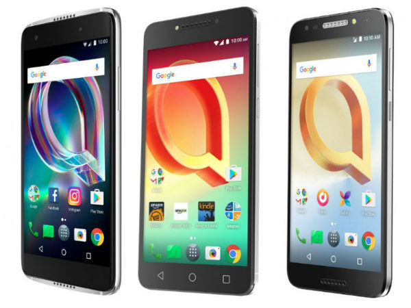 Alcatel Idol 5S, A30 Plus, A50 launched