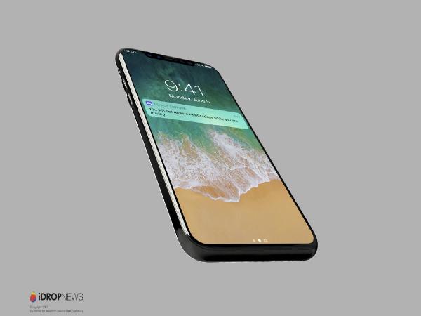 Apple iPhone 8 running iOS 11 renders leaked online