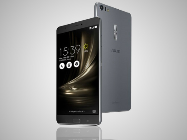 Asus ZenFone 4 smartphones launch delayed until the end of July