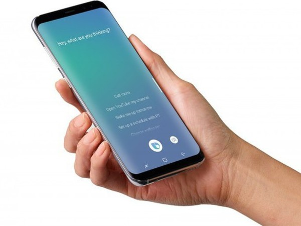 Bixby Voice rolls out for Galaxy S8 users registered for Bixby Early Access Program