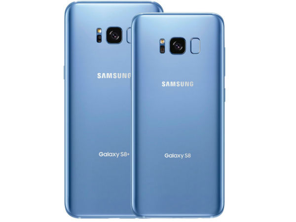 Blue color variant of Samsung Galaxy S8 and S8 Plus spotted online