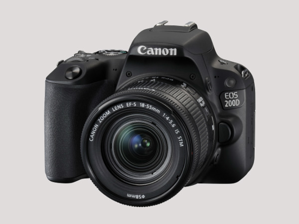 Canon EOS 200D DSLR camera launched: Price, Features and more