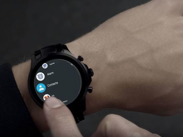 Styles meets technology: Emporio Armani set to launch android smartwatch