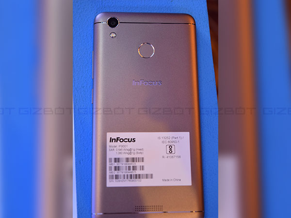 InFocus Turbo 5 First Impressions