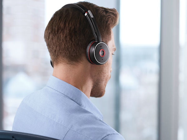 Jabra launches Evolve 75 premium wireless headset