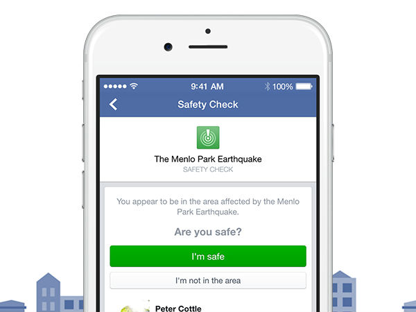 Facebook updates its Safety Check feature; lets you raise funds now
