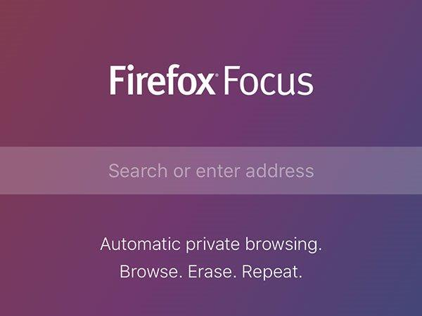 Mozilla Firefox Focus now available on Google Play Store