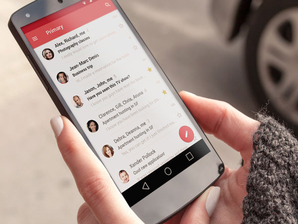 Gmail app crosses 1 billion downloads on Google Play Store