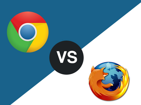 Google Chrome vs Mozilla Firefox: Which one should you use?