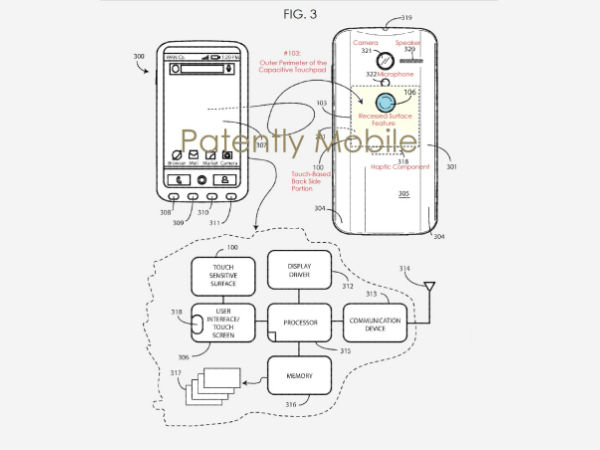Google could introduce a Pixel device featuring a rear-facing touchpad