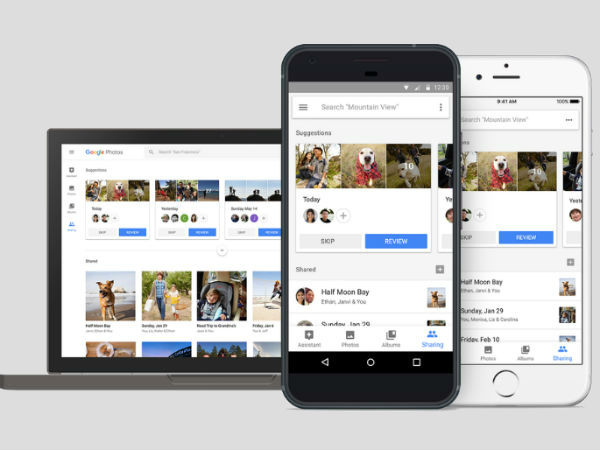 Assistant in Google Photos now suggests documents, receipts to archive