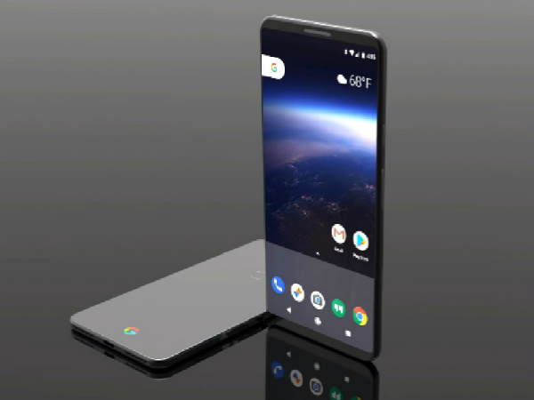 Google Pixel 2 concept video gives a glimpse of the complete design