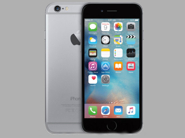 Grab the iPhone 6 (16GB) at a special discount on Flipkart