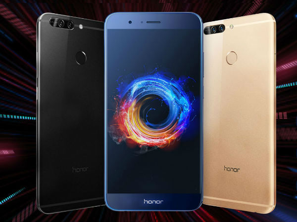Honor 8 Pro with dual-lens camera coming to India in July