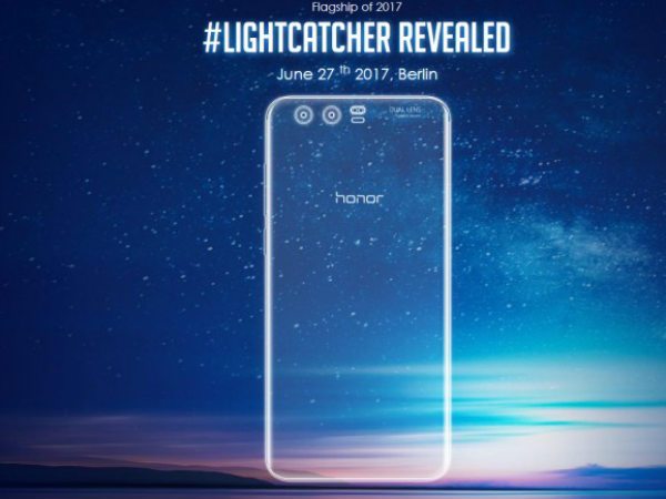 Honor 9 launching today outside China: Livestream  link and more