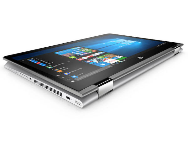 HP launches Pavillion x360 and Spectre x360 convertible laptops