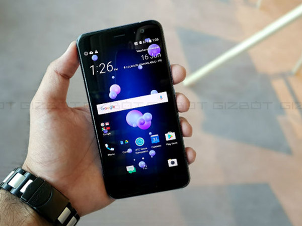 HTC U11 First Impressions