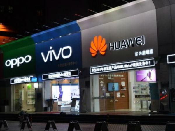 Huawei, OPPO & Vivo said to ship fewer smartphones this year