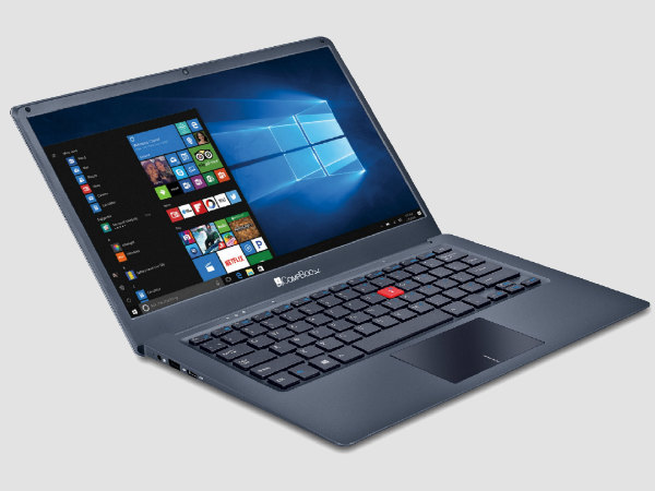iBall CompBook Marvel 6 launched: Price, key specifications and features
