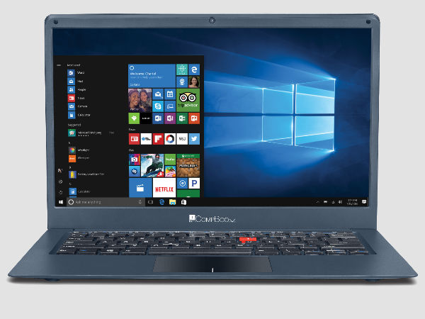 iBall CompBook Marvel 6 laptop launched at Rs. 14,299