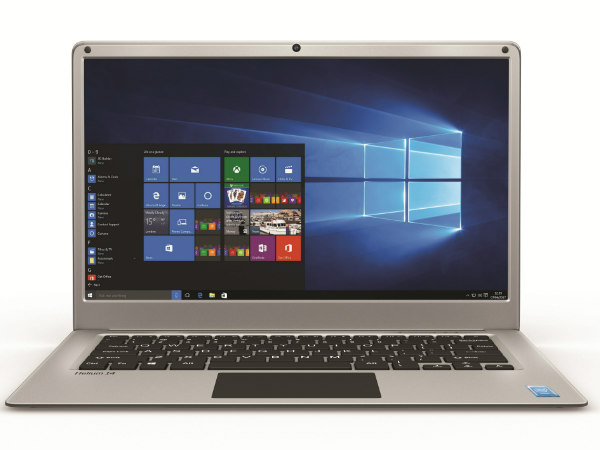 Lava Helium 14 Windows 10 laptop launched at Rs. 14,999