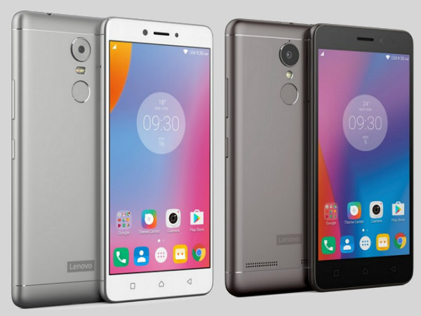 Lenovo K6 Power and K6 Note start getting Android 7.0 Nougat update