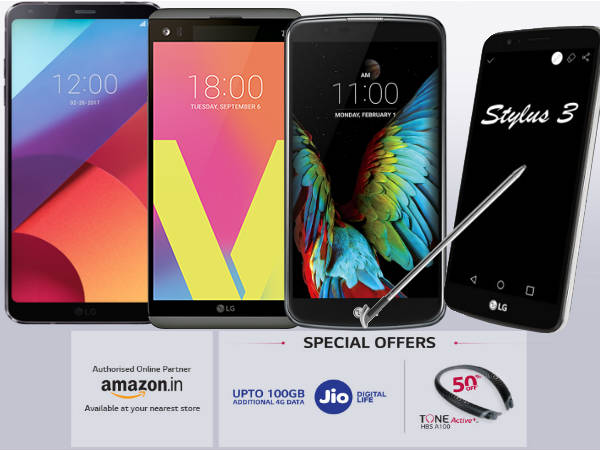 LG Anniversary Sale: Offers 100GB of free JIO data