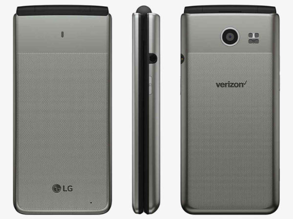 LG Exalt LTE flip phone launched : Price and other details