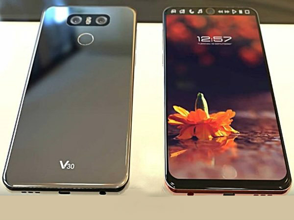 LG V30 tipped to come without the secondary display