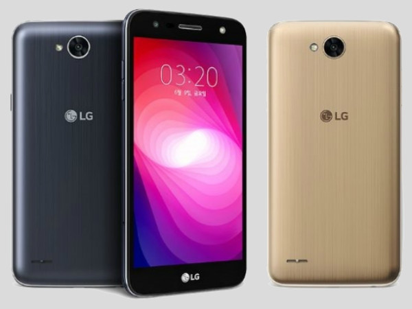 LG X500 With 13 Rear Megapixel and 5.5 Display Launched