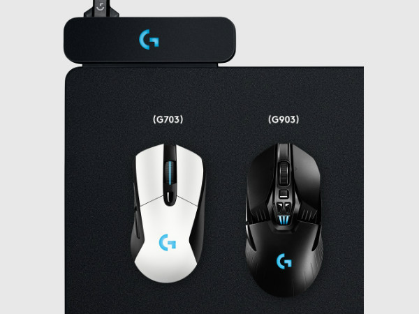 Logitech introduces world's first wireless charging system for gamers