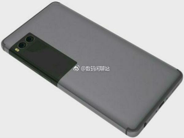 Meizu Pro 7, Pro 7 Plus specs, launch date and rear cover leak