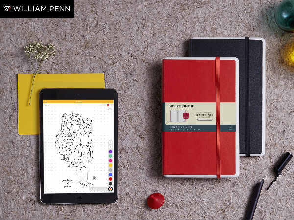Moleskine Smart Writing Set: An efficient digital note-taking device