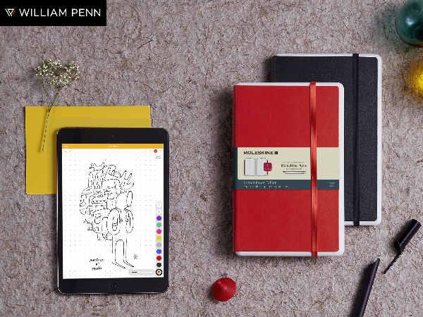 Moleskine Smart Writing Set: An efficient digital note-taking device